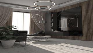 Nya Alanya Apartments med havsutsikt i Avsallar, Interiör bilder-3