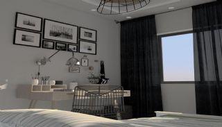 Nya Alanya Apartments med havsutsikt i Avsallar, Interiör bilder-5