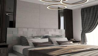 Nya Alanya Apartments med havsutsikt i Avsallar, Interiör bilder-6