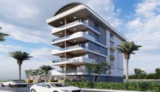 Modernes Appartements à Proximité de la Plage à Alanya, Alanya / Centre