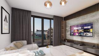 Modernes Appartements à Proximité de la Plage à Alanya, Photo Interieur-1