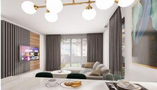 Modernes Appartements à Proximité de la Plage à Alanya, Photo Interieur-3
