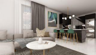 Modernes Appartements à Proximité de la Plage à Alanya, Photo Interieur-4