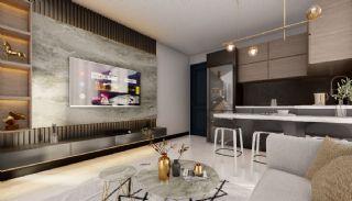 Modernes Appartements à Proximité de la Plage à Alanya, Photo Interieur-5