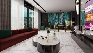 Modernes Appartements à Proximité de la Plage à Alanya, Photo Interieur-7
