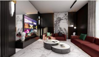 Modernes Appartements à Proximité de la Plage à Alanya, Photo Interieur-8