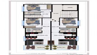 Modernes Appartements à Proximité de la Plage à Alanya, Projet Immobiliers-1