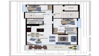 Modernes Appartements à Proximité de la Plage à Alanya, Projet Immobiliers-3