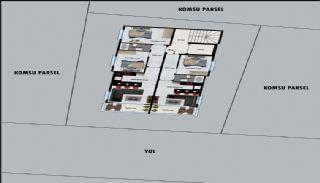 Modernes Appartements à Proximité de la Plage à Alanya, Projet Immobiliers-4