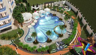 Luxuswohnungen in Meeresnähe im Zentrum von Alanya, Alanya / Zentrum - video
