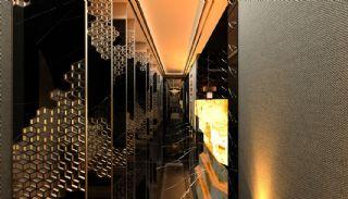 Luxuswohnungen in Meeresnähe im Zentrum von Alanya, Foto's Innenbereich-10