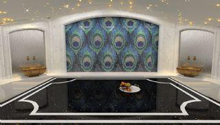Luxuswohnungen in Meeresnähe im Zentrum von Alanya, Foto's Innenbereich-13
