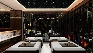 Luxuswohnungen in Meeresnähe im Zentrum von Alanya, Foto's Innenbereich-17