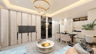Luxuswohnungen in Meeresnähe im Zentrum von Alanya, Foto's Innenbereich-3