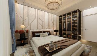 Luxuswohnungen in Meeresnähe im Zentrum von Alanya, Foto's Innenbereich-5