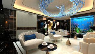 Luxuswohnungen in Meeresnähe im Zentrum von Alanya, Foto's Innenbereich-7