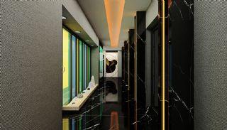 Luxuswohnungen in Meeresnähe im Zentrum von Alanya, Foto's Innenbereich-8