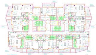 Luxuswohnungen in Meeresnähe im Zentrum von Alanya, Immobilienplaene-1