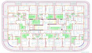Luxuswohnungen in Meeresnähe im Zentrum von Alanya, Immobilienplaene-2