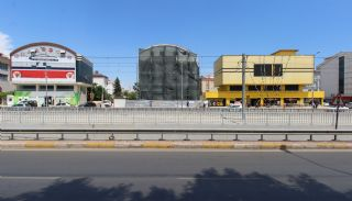 Newly Built Office on the Main Street in Kepez Antalya, Antalya / Kepez