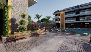 Appartements Duplex Ultra Luxe à Alanya Près de la Plage, Alanya / Incekum - video