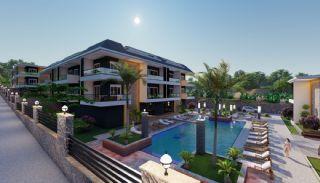 Appartements Duplex Ultra Luxe à Alanya Près de la Plage, Alanya / Incekum