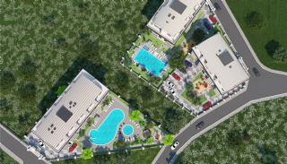 Alanya Real Estate in Complex with Indoor and Outdoor Pools, Alanya / Oba - video