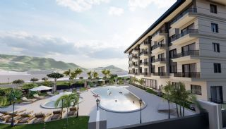 Alanya Real Estate in Complex with Indoor and Outdoor Pools, Alanya / Oba