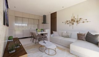 Alanya Real Estate in Complex with Indoor and Outdoor Pools, Interior Photos-2