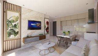 Alanya Real Estate in Complex with Indoor and Outdoor Pools, Interior Photos-3