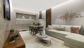Alanya Real Estate in Complex with Indoor and Outdoor Pools, Interior Photos-5