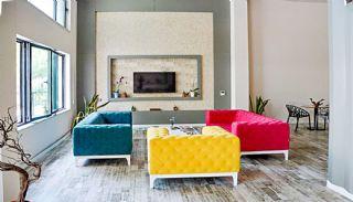Furnished Alanya Apartment in a Sea View Complex in Kargicak, Alanya / Kargicak - video