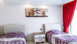 Furnished Alanya Apartment in a Sea View Complex in Kargicak, Interior Photos-10