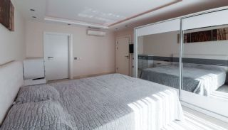 Furnished Alanya Apartment in a Sea View Complex in Kargicak, Interior Photos-4