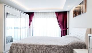 Furnished Alanya Apartment in a Sea View Complex in Kargicak, Interior Photos-7