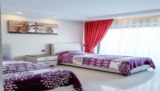 Furnished Alanya Apartment in a Sea View Complex in Kargicak, Interior Photos-9
