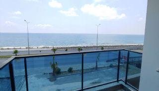 Роскошные Квартиры у Моря в Алании в Центре Кестеля, Фотографии строительства-6