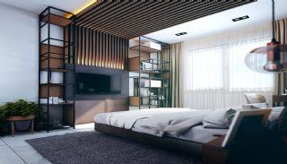 Роскошные Квартиры у Моря в Алании в Центре Кестеля, Фотографии комнат-8