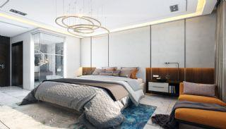 Роскошные Квартиры у Моря в Алании в Центре Кестеля, Фотографии комнат-9