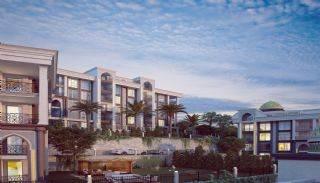 Islamic Concept Apartments with Sea View in Alanya Kargıcak, Alanya / Kargicak - video