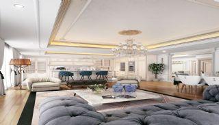 Islamic Concept Apartments with Sea View in Alanya Kargıcak, Interior Photos-11