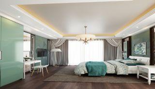 Islamic Concept Apartments with Sea View in Alanya Kargıcak, Interior Photos-4