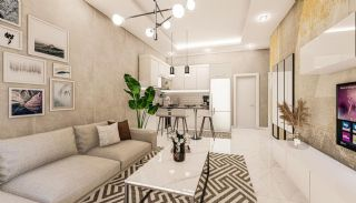 Investment Properties in Alanya Close to the Beach, Interior Photos-5