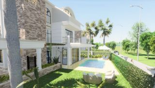 Centrally Located Belek Villas Close to the Golf Courses, Belek / Kadriye - video
