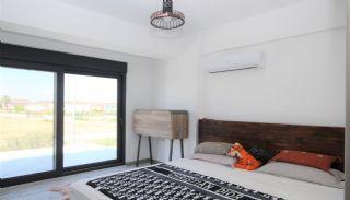 Voll möblierte Belek Villa mit Modernem Design, Foto's Innenbereich-15