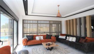 Voll möblierte Belek Villa mit Modernem Design, Foto's Innenbereich-2