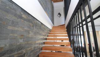 Voll möblierte Belek Villa mit Modernem Design, Foto's Innenbereich-8