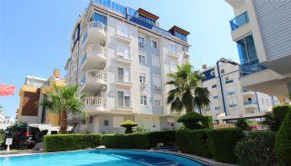 Mountain View Duplex Apartment in a Complex in Antalya, Antalya / Konyaalti