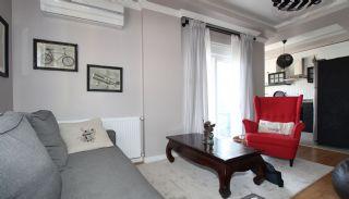 Mountain View Duplex Apartment in a Complex in Antalya, Interior Photos-1