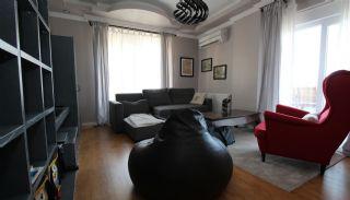 Mountain View Duplex Apartment in a Complex in Antalya, Interior Photos-2